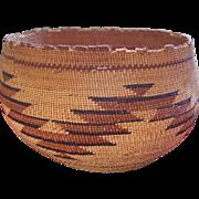 Pit River Storage Basket 1910