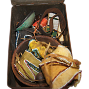 SOLD Cheyenne Paint Box 1880's