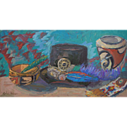 Still Life Painting by Laguna Beach Artist Rachel Uchizono