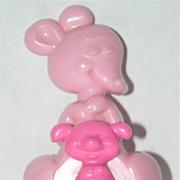 Avon 1975 Kangaroo Pin Pals Fragrance Glace