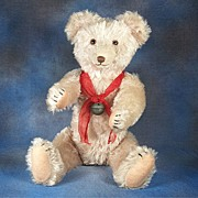 SOLD Antique MUSEUM QUALITY Musical Cramer Teddy Bear EXTREMELY RARE