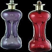 Victorian Purple  Dimple Decanter – Deakin & Son
