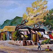 Roberta Asseln Hansen  Artist's Home-South Laguna Beach