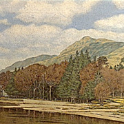Al North  Trees along the Lake