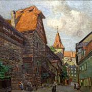 """Julius Schrag  """"Village Road"""""""