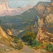 SOLD Frederick W. Becker   Malibu Canyon