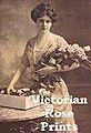 Victorian Rose Prints