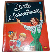 SALE Children's Book Eleanor Hempel's Little Schoolhouse Wonder Books