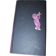 """SALE Hard Cover Book """" Esquire's HandBook For Hosts """" C. 1949"""
