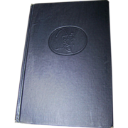 The Plague Collectible Vintage Book Copyright 1952