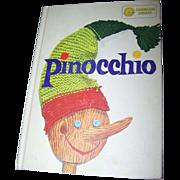 SOLD Dandelion Library Flip Over Book Pinocchio / Robin Hood