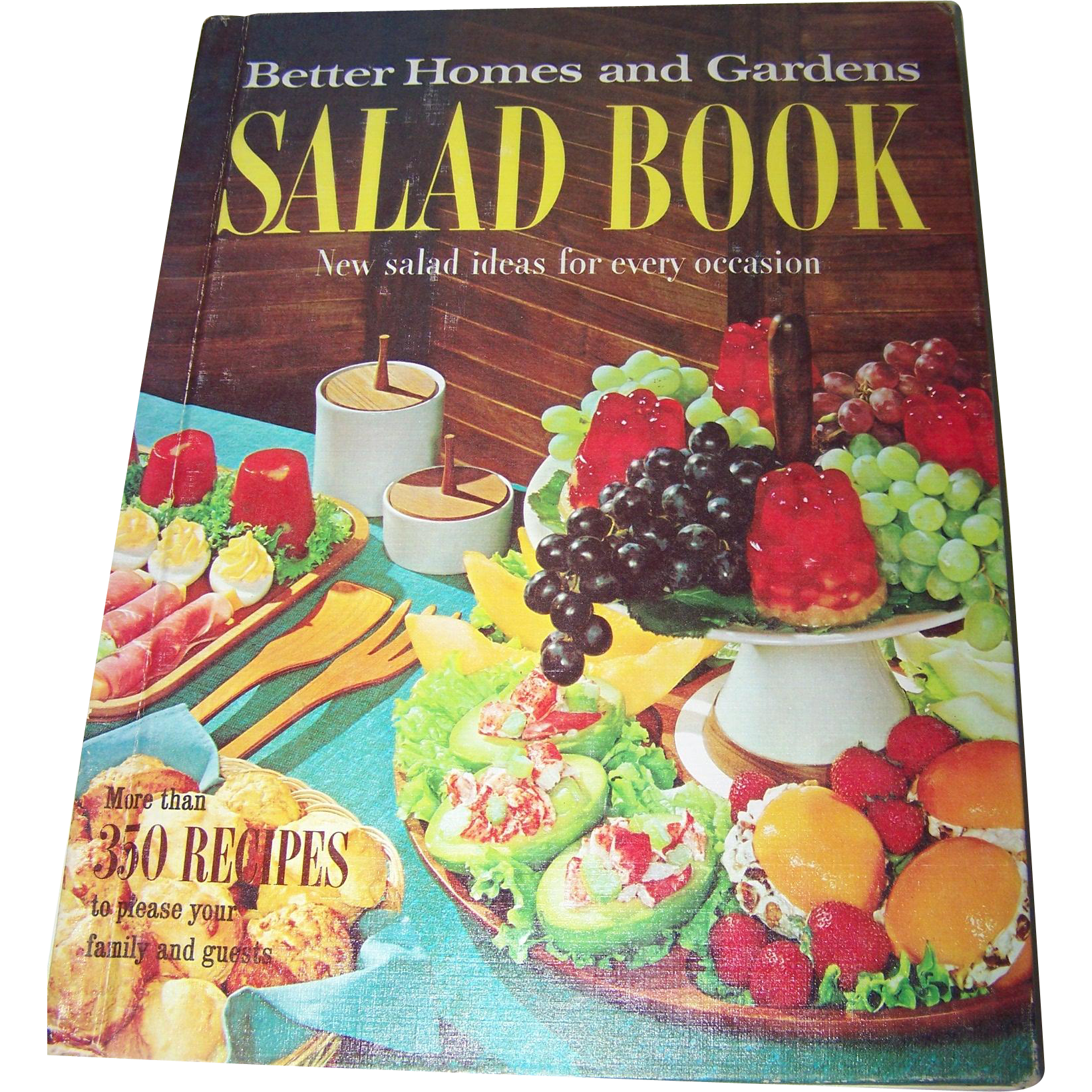 Better Homes And Gardens Salad Book New Salad For Every Occasion From Victoriasjems On Ruby Lane