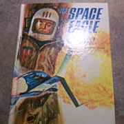 Vintage Book The Space Eagle Operation Voyage Authorized  Edition