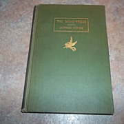 Vintage H.C. Book The Wine-Press A Tale of War C, 1913