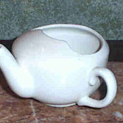 Made in England Porcelain Invalid / Sick Feeding Cup