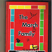 The March Family Teacher's Edition Basic Reader Book 2 Winston