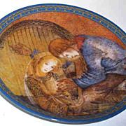 Die Musik Collector Plate Konigszelt Bavaria