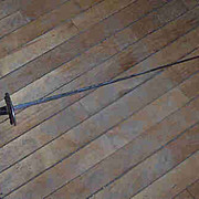 Vintage Fencing Sword with Makers Marks