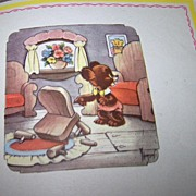 SALE Book Illustrated By Charles Thorson The Story Of The 3 Bears