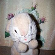 Floppy Eared  Stuffed Bunny Rabbit Steiff