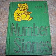 Number  Stories  1946-47 Edition Scott , Foresman & Co. Children's Reader