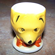 Winnie The Pooh Ceramic Hand Painted Egg Cup