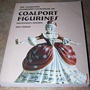 S.C. Reference Book Coalport Figurines Millennium Edition Tom Power