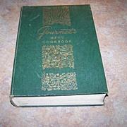 Gourmet's Menu Cook Book C. 1972