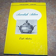 "H.C. Book "" Swedish Silver "" Erik Andren"