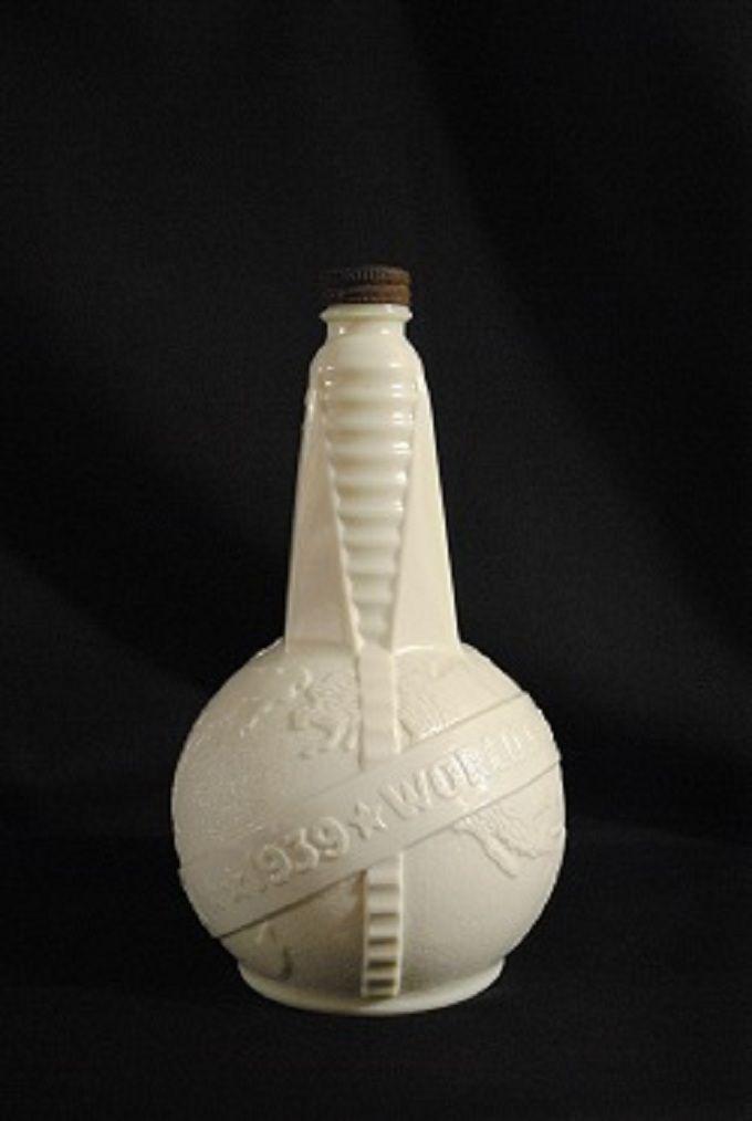 1939 Worlds Fair Vinegar Bottle
