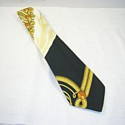 SOLD Hermes Authentic Paris France Handsome Gentlemen's Necktie
