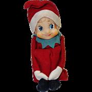 Vintage Large Knee Hugger Elf Purse