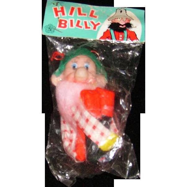 Vintage Knee Hugger Elf In Original Package