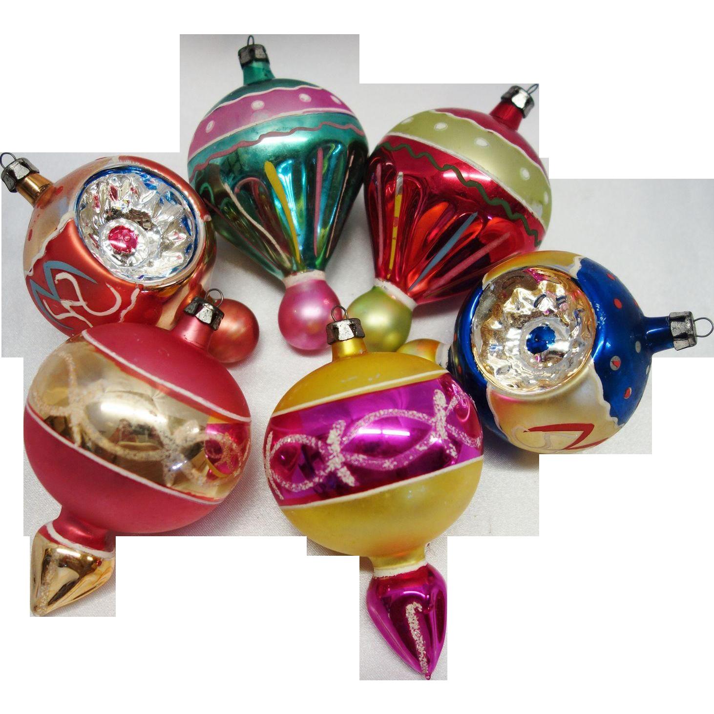 Beautiful Glass Christmas Ornaments