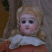 ~~~ Nice Petite French Bisque Poupee ~~~