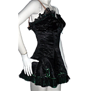 SALE Vintage 1940s 1950s HOLLYWOOD MOVIE Dance Costume