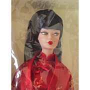 REDUCED Silkstone Barbie Red Moon Chinoiserie~NRFB