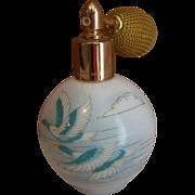 SALE Perfume Atomizer Hand Painted W. German