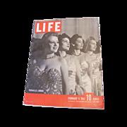 SALE Life Magazine February 9 1942