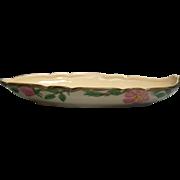 SALE Franciscan Desert Rose Relish Bowl