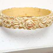 SALE Molded Cellulloid Bracelet