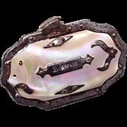 SALE Very Old Souvenir Purse