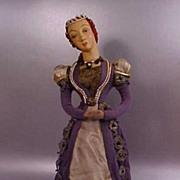 1930's Frances Popenoe Doll - Nina de Chiapas