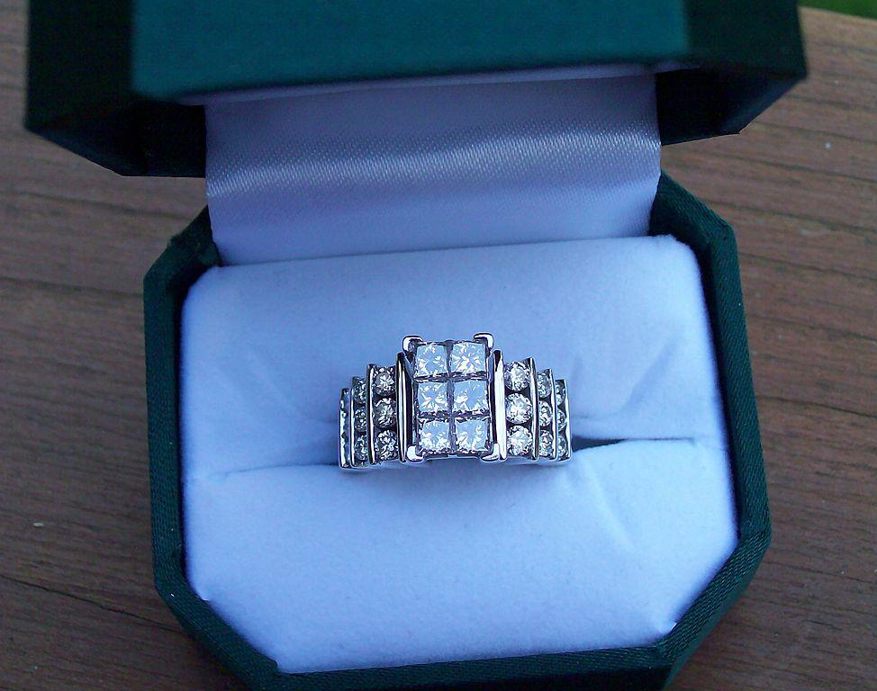 Three Carat Diamond Ring