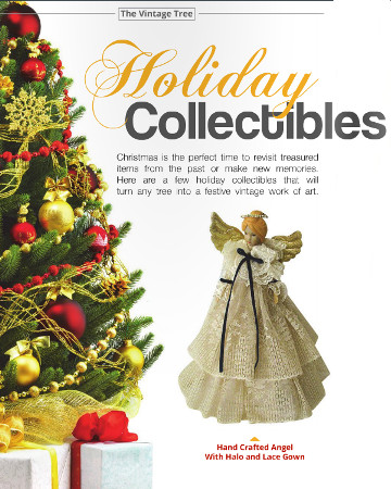 Holiday Collectibles - The Vintage Tree