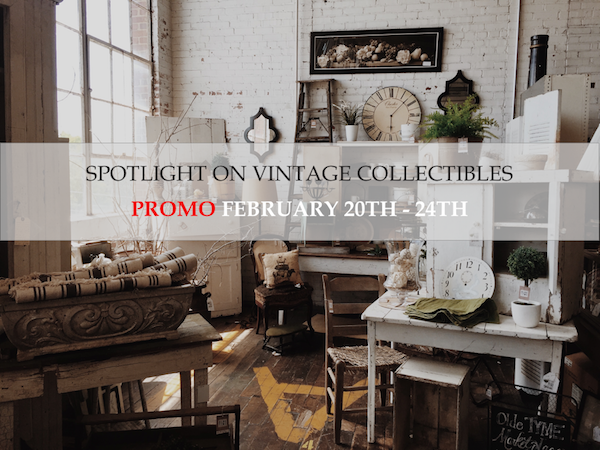 spotlight on vintage collectibles kitchen finds jewelry