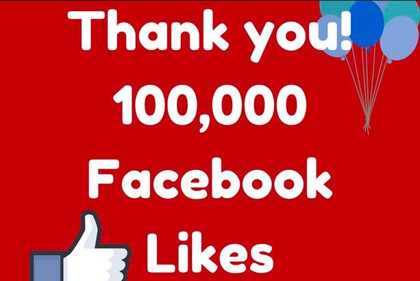 Ruby Lane Facebook Reaches 100,000 Likes