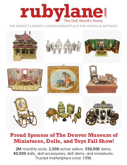 2017 Denver Museum of Miniatures, Dolls, and Toys Fall Show