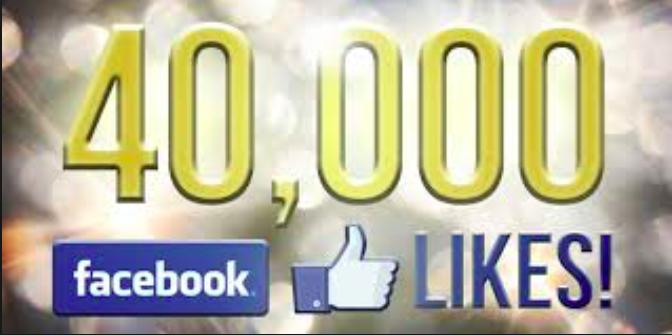 The Ruby Lane Dolls Facebook Page reaches 40,000 Likes