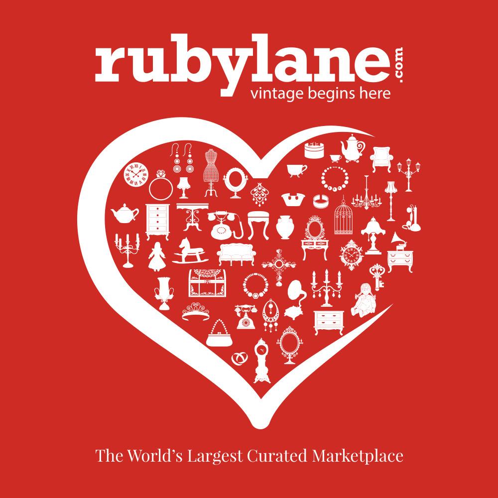 Ruby Lane celebrates its 15 Year Anniversary